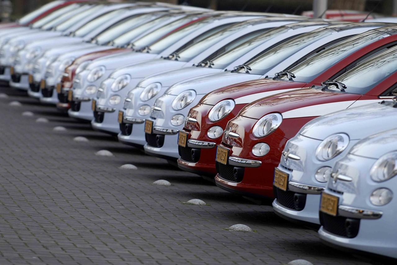 Autoadvertenties groeien weer licht - brancherapport transport