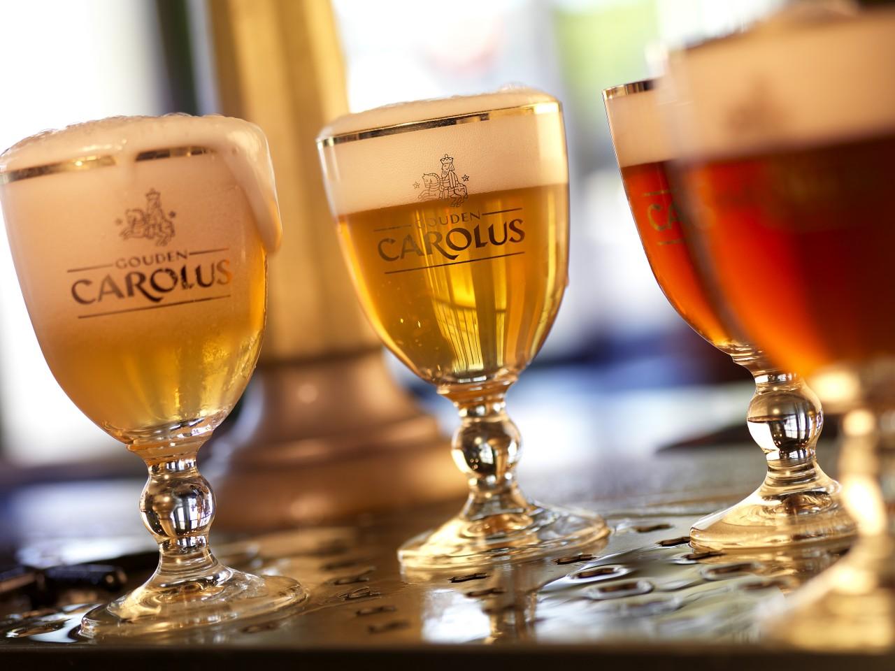 Meer advertenties voor bier dan cola - Brancherapport voedings- en genotmiddelen