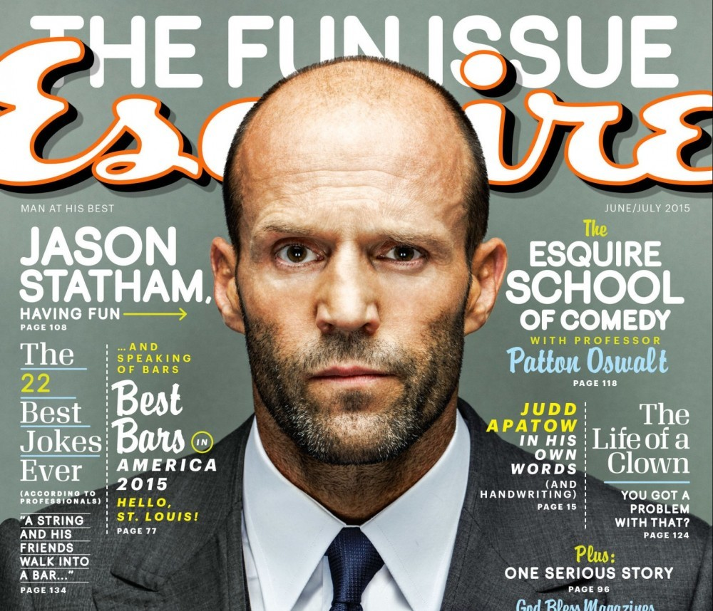 Hebben mannenbladen toekomst (1): Esquire