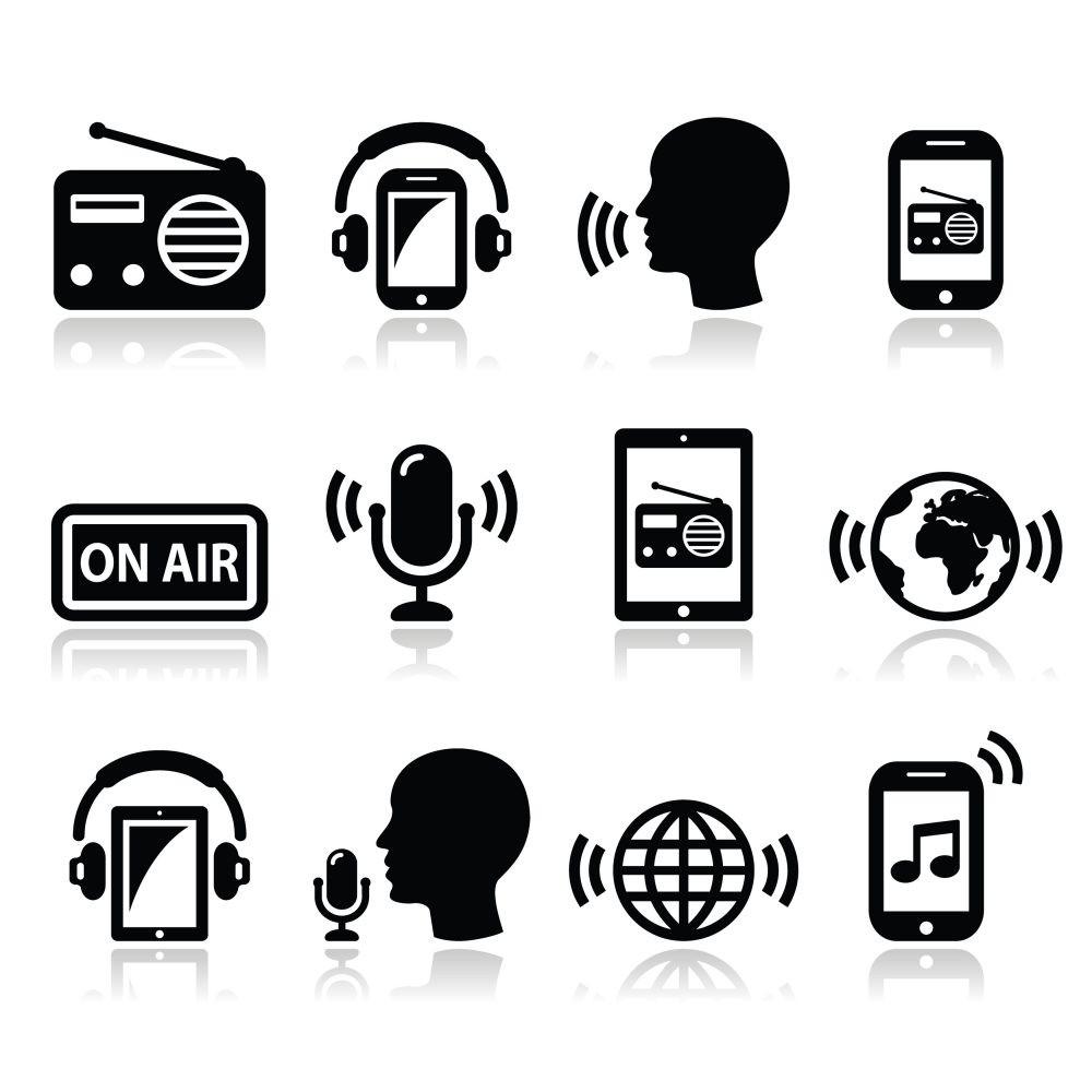 De revolutie van mediapodcasts