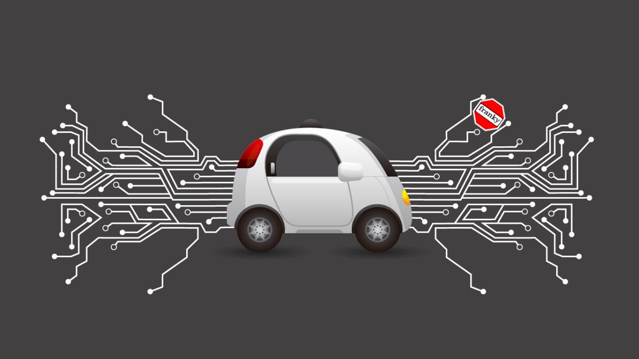 Google zet nieuwe stap met zelfrijdende auto's