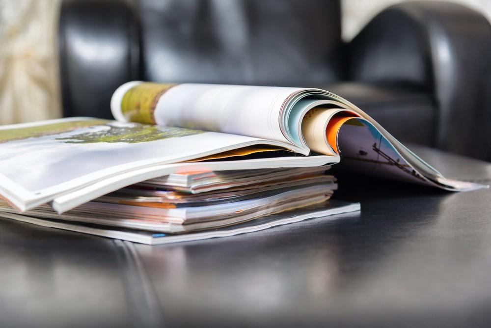 Welke uitgever wil nog tijdschriften kopen?