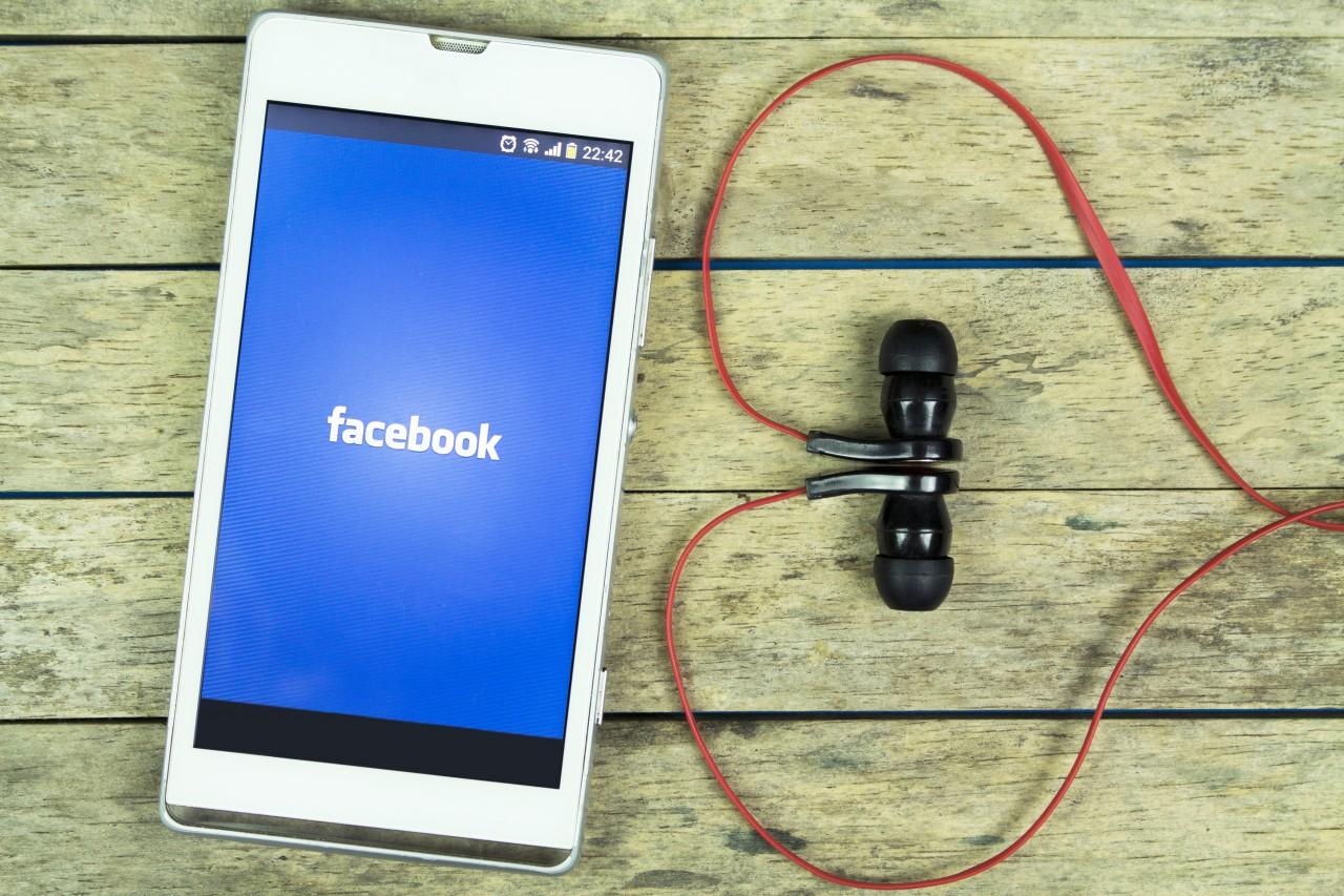Facebook belooft honderden miljoenen aan muziekindustrie