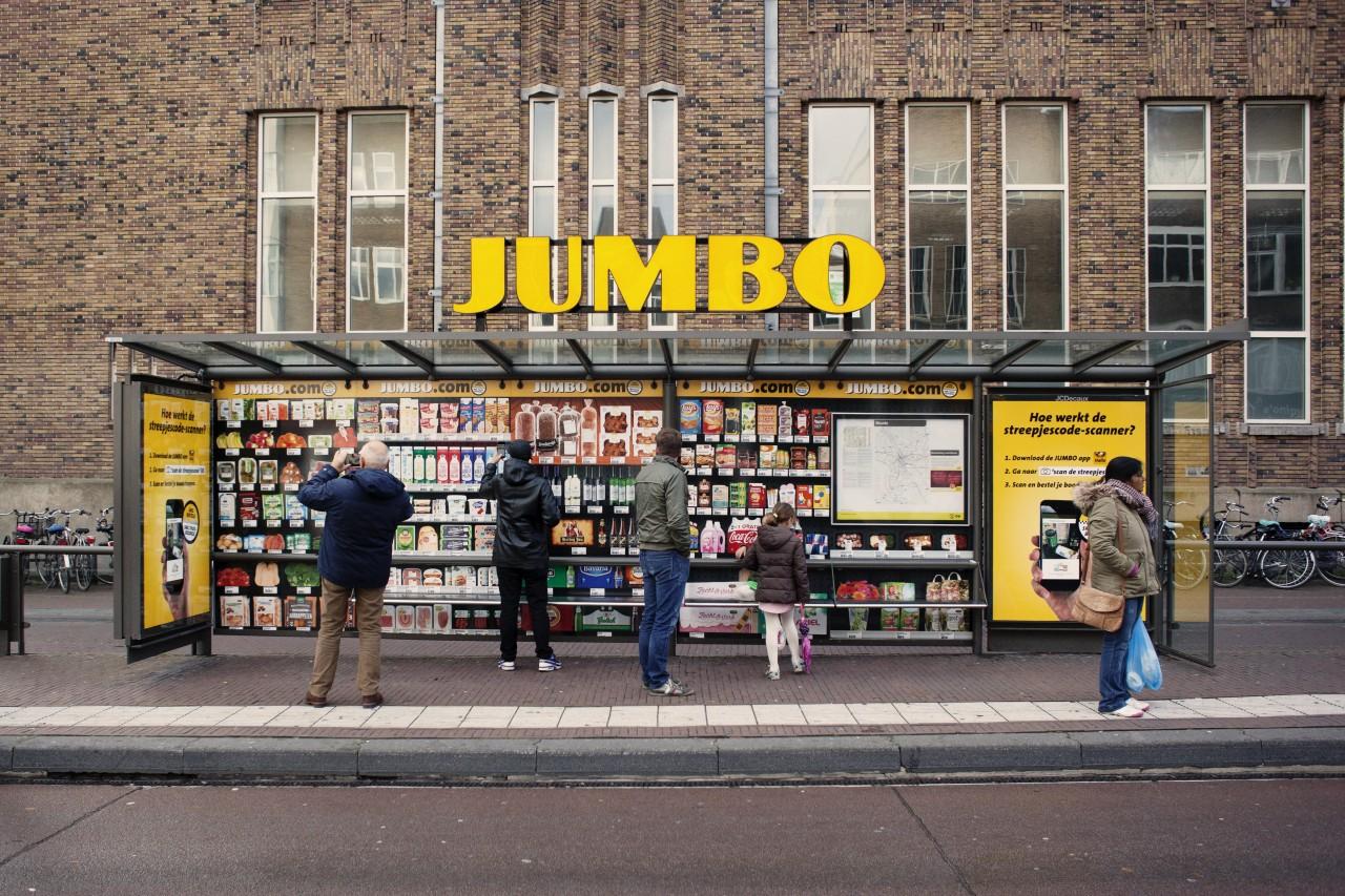 Digitaal boodschappenlijstje bij Jumbo