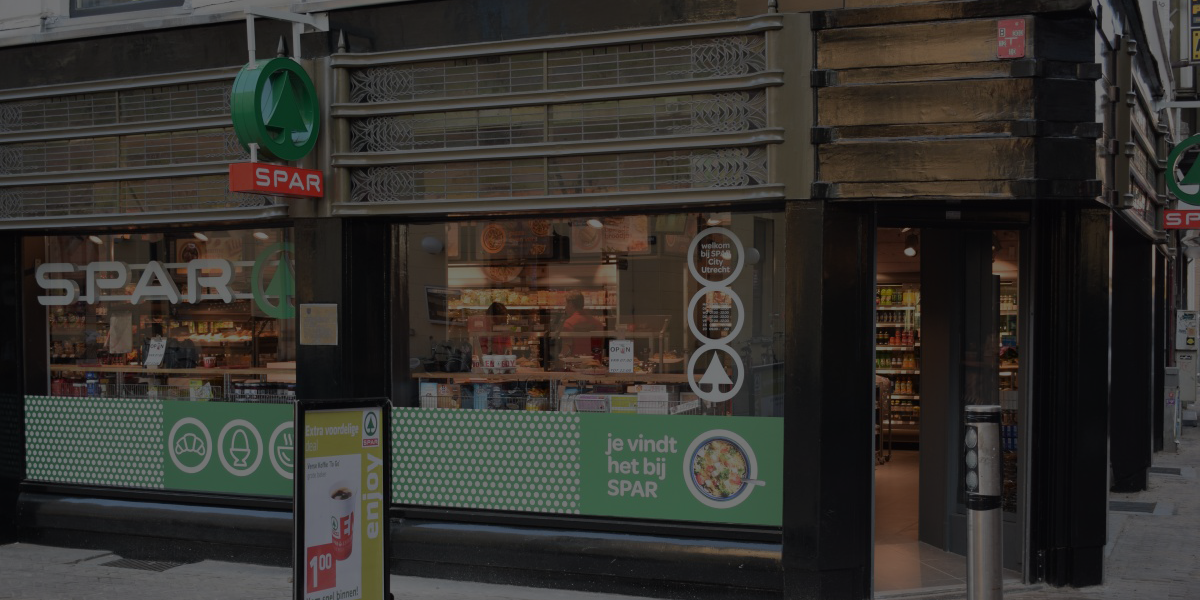 Rebranding: Spar schudt stoffige imago van zich af door 'citywinkels'