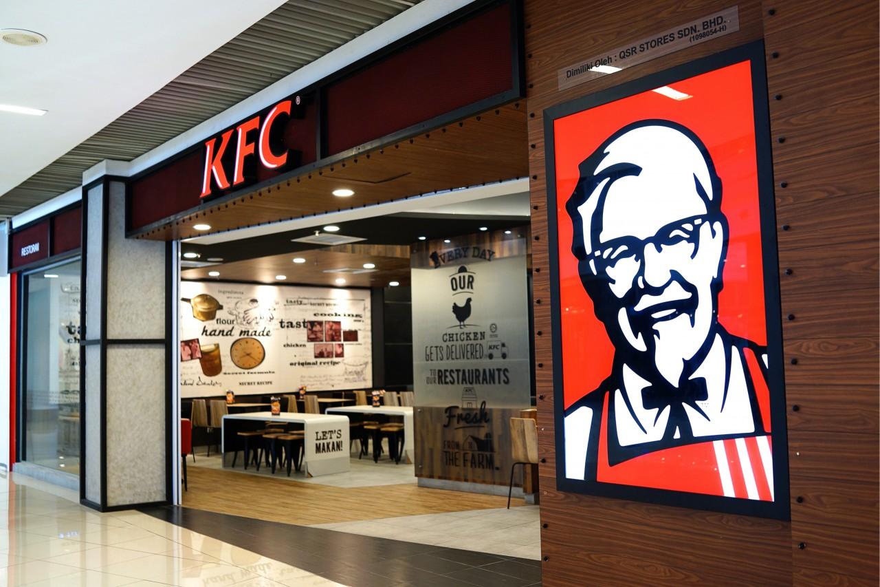 VR-game met 'KFC-oprichter'