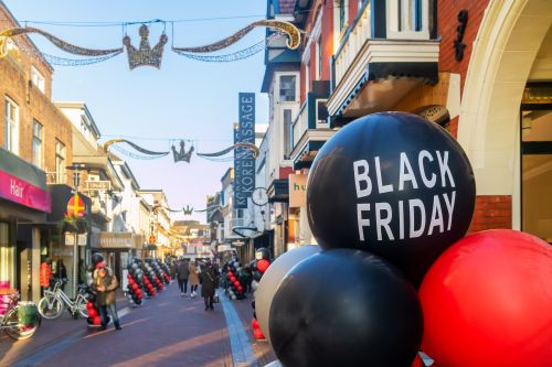 blackfridaystraat