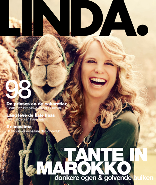 LINDA.Man markeert nieuwe zoektocht naar ouderwets mannenblad